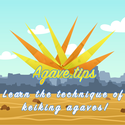 Agave.tips - Learn the technique of keiking agaves!